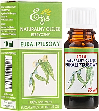 Profumi e cosmetici Olio essenziale di eucalipto - Etja Natural Essential Eucalyptus Oil