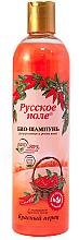 """Profumi e cosmetici Bio-shampoo per il rafforzamento e la crescita dei capelli """"Red Pepper"""" - Campo russo"""