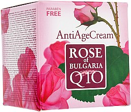 Profumi e cosmetici Crema anti rughe - BioFresh Rose of Bulgaria Day Cream Q10
