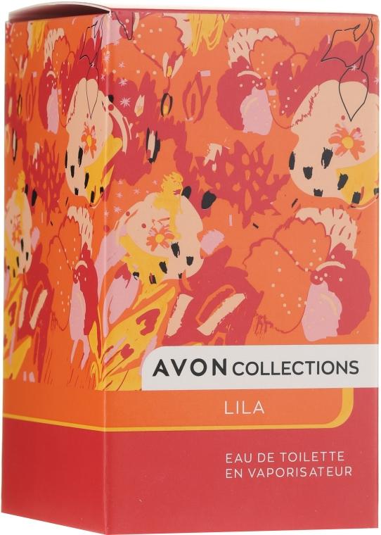 Avon Powerful Flowers Lila - Eau de toilette — foto N1