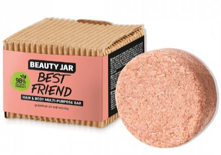 Sapone per capelli e corpo - Beauty Jar Best Friend Hair & Body Multi-Purpose Bar