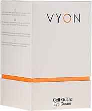 Profumi e cosmetici Crema contorno occhi - Vyon Cell Guard Eye Cream