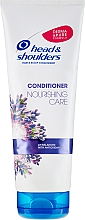 Profumi e cosmetici Balsamo antiforfora - Head & Shoulders Conditioner Nourishing Care