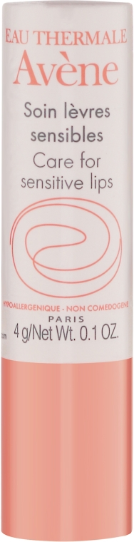 Balsamo labbra - Avene Eau Thermale Care For Sensitive Lips