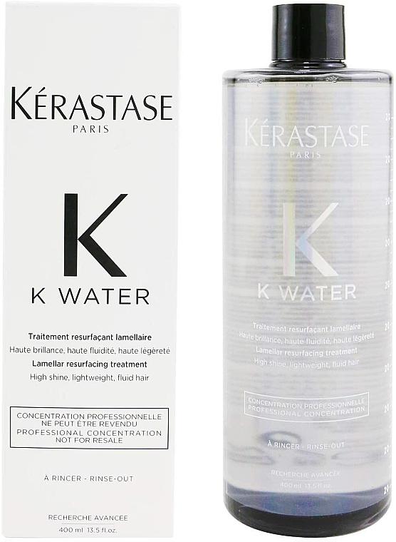 Acqua lamellare per capelli - Kerastase K Water Lamellar Hair Treatment