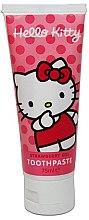 Profumi e cosmetici Dentifricio per bambini con sapore di fragola - VitalCare Hello Kitty