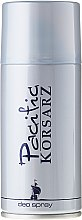 Profumi e cosmetici Deodorante - Korsarz Pacific Deo Spray