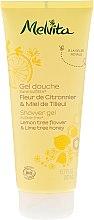 "Profumi e cosmetici Gel doccia ""Miele al limone e lime"" - Melvita Body Care Shower Lemon & Lime Tree Honey"