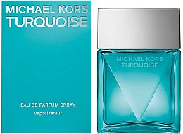 Profumi e cosmetici Michael Kors Turquoise - Eau de Parfum