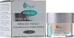 Profumi e cosmetici Crema viso schiarente attiva - Ava Laboratorium White Skin Brightening Face Cream