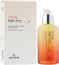 Profumi e cosmetici Toner viso illuminante - The Skin House Vital Bright Toner