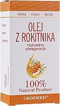 Profumi e cosmetici Olio di olivello spinoso per viso, corpo e capelli - Kosmed