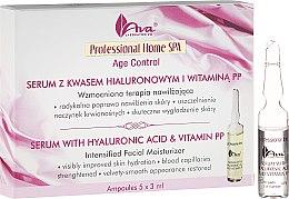 Profumi e cosmetici Siero viso - Ava Laboratorium Home SPA With Hyaluronic Acid & Vitamin PP Serum