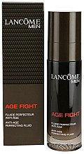 Profumi e cosmetici Fluido anti-età, per uomo - Lancome Men Age Fight Anti-Age Perfecting Fluid