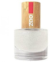 Profumi e cosmetici Top coat glitterato - Zao Top Coat Glitter