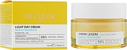 Profumi e cosmetici Crema leggera idratante per pelle disidratata - Decleor Hydra Floral Everfresh Fresh Skin Hydrating Light Cream