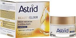 Profumi e cosmetici Crema idratante anti-rughe da giorno e notte - Astrid Moisturizing Anti-Wrinkle Day Night Cream
