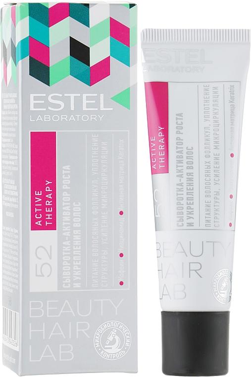 Siero per la crescita e il rafforzamento dei capelli - Estel Beauty Hair Lab 52 Active Therapy