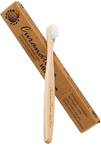Spazzolino da denti in bambù - Curanatura Health Soft