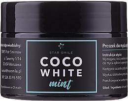 Profumi e cosmetici Dentifricio in polvere - Star Smile CoCo White Mint