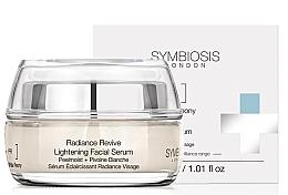 Profumi e cosmetici Siero viso illuminante - Symbiosis London Radiance Revive Lightening Facial Serum