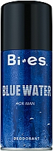 Bi-Es Blue Water Men - Deodorante — foto N1
