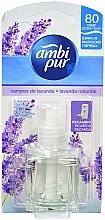 """Profumi e cosmetici Ricarica per diffusore elettrico """"Lavanda"""" - Ambi Pur Electric Air Freshener Refill Lavander"""