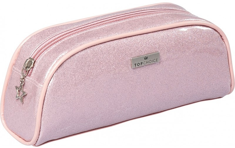 "Beauty case, ""Glitter"", 97904, rosa - Top Choice — foto N1"