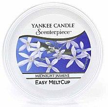 Profumi e cosmetici Cera aromatica - Yankee Candle Midnight Jasmine Scenterpiece Melt Cup