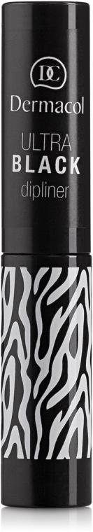 Eyeliner liquido - Dermacol Make-Up Black Sensation Ultra Black Dipliner (01-black)