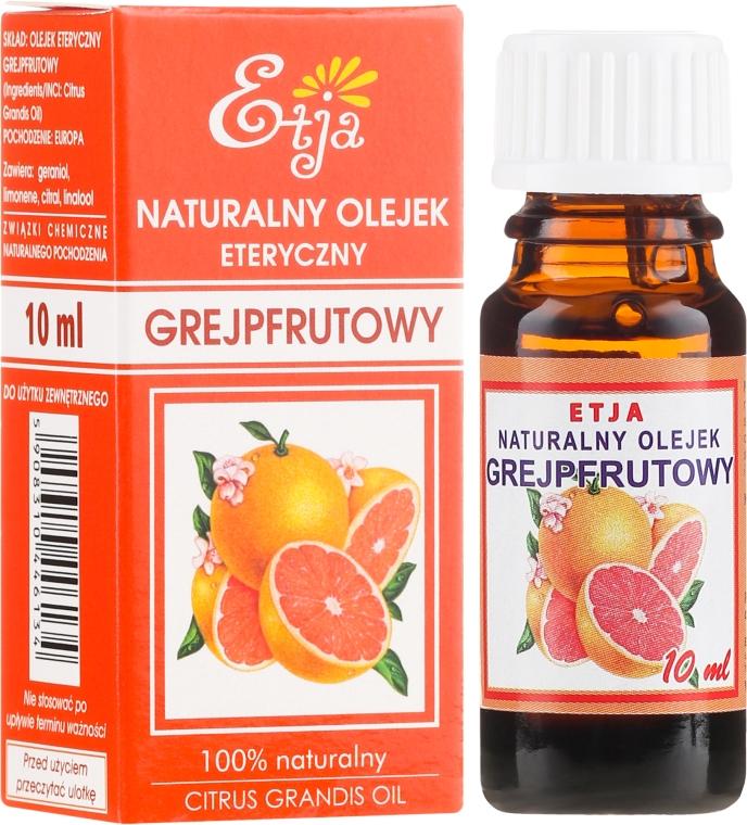 Olio essenziale naturale di pompelmo - Etja Natural Essential Oil