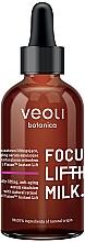 Profumi e cosmetici Siero-emulsione viso antietà - Veoli Botanica Focus Lifting Milk