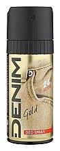 Profumi e cosmetici Deodorante spray - Denim Gold Deo Spray