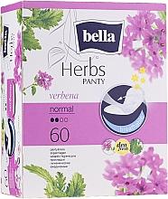 Profumi e cosmetici Assorbenti igienici Panty Herbs Verbena, 60pz - Bella