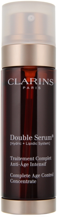 Doppio siero - Clarins Double Serum Complete Intensive Anti-Ageing Treatment