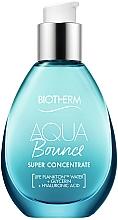 Profumi e cosmetici Concentrato viso anti-età - Biotherm Aqua Bounce Super Concentrate Plump