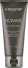 Profumi e cosmetici Gel idratante per lo styling dei capelli - La Biosthetique Homme Styling Gel