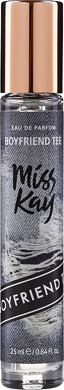 Miss Kay Boyfriend Tee Eau De Parfum - Eau de Parfum — foto N1