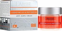 Profumi e cosmetici Crema al primo segno di invecchiamento 35+ - Ava Laboratorium L'Arisse 5D Anti-Wrinkle Cream Coenzyme Q10 + Peptides IQ