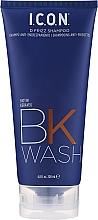 Profumi e cosmetici Shampoo per capelli - I.C.O.N. BK Wash Shampoo
