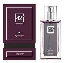 Profumi e cosmetici 42° by Beauty More VI Sophistiquee - Eau de toilette