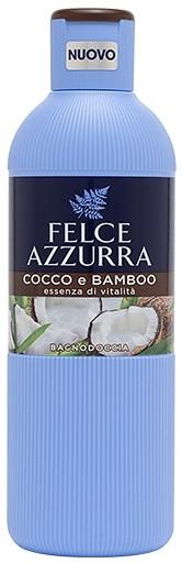 Gel doccia - Felce Azzurra Coconut and Bamboo Body Wash