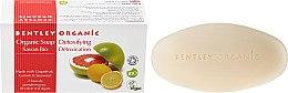 "Profumi e cosmetici Sapone ""Detox"" - Bentley Organic Body Care Detoxifying Soap Bar"