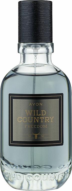 Avon Wild Country Freedom - Eau de toilette — foto N2