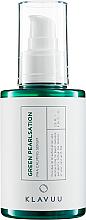 Profumi e cosmetici Siero viso lenitivo - Klavuu Green Pearlsation Pha Calming Serum