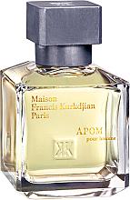 Profumi e cosmetici Maison Francis Kurkdjian Apom Pour homme - Eau de toilette