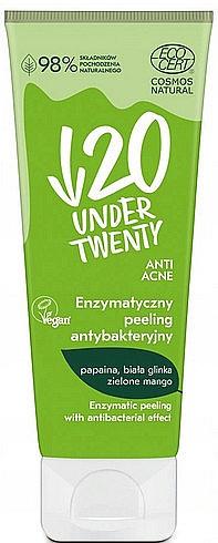 Peeling enzimatico antibatterico - Under Twenty Anti Acne Antibacterial Enzymatic Peeling
