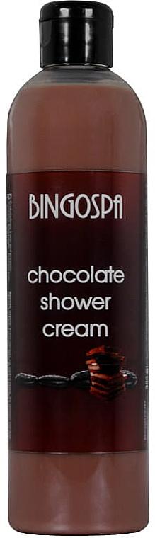 Crema doccia al cioccolato - BingoSpa