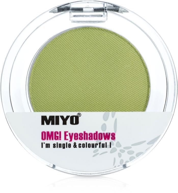 Ombretto monocromatico - Miyo Omg Eyeshadows