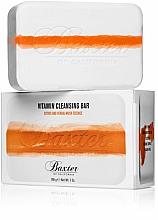 Profumi e cosmetici Sapone - Baxter of California Vitamin Cleansing Bar Citrus & Herbal Musk